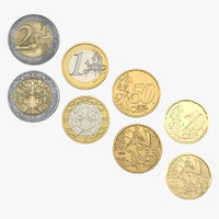 3ds french euro coins 2