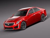 lightwave 2016 cadillac cts