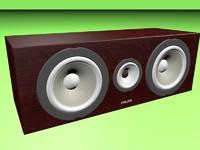 3d 3ds speaker
