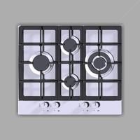 four burner cooker
