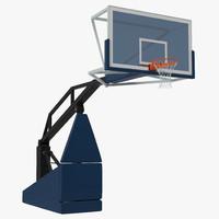 3dsmax basketball hoop 5