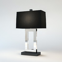 andrew martin carrington table lamp 3d max