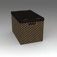 3dsmax box ikea