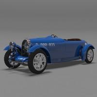 3d max bugatti type 37 grand