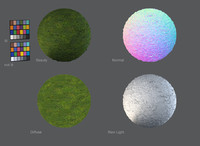 Leafs Tileable Texture