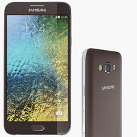 samsung galaxy e7 3d 3ds