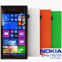 Nokia Lumia 730 3D models