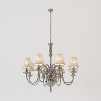eichholtz chandelier 3d 3ds