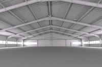 3ds max warehouse interior