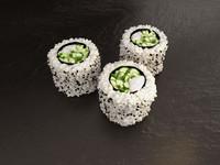 3d max hosomaki kappa sushi