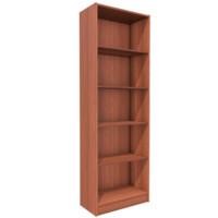 3d model pristine bookshelf ready pbr