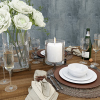 Table setting Ralph Lauren(1)
