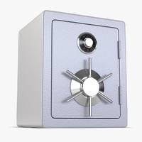 3d vault safe