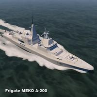 Frigate MEKO A-200