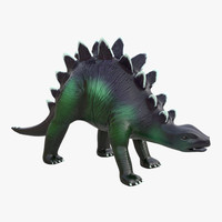 maya dinosaur toy stegosaurus