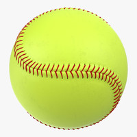 maya softball ball