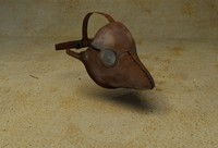Plague Doctor Mask 3D models