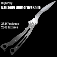 Balisong (Butterfly) Knife