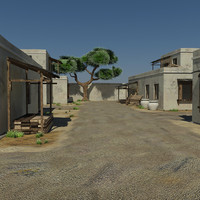max - hd desert village