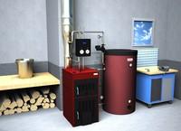 3ds max boiler room