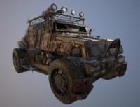 Jeep Zombie Killer