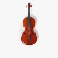3d cello