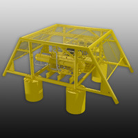 subsea separator template max