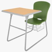 3dsmax student desk