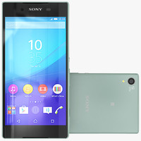 Sony Xperia Z4/Z3 Plus +  Aqua Green