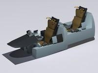 f-4d cockpit max