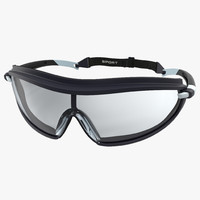 safety glasses pyramex 3d model