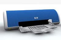 3d hp deskjet 3745 printer model