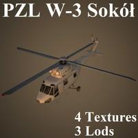 3d model pzl 3