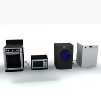 max kitchen appliances coll-i