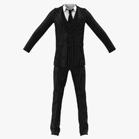 c4d man business suit