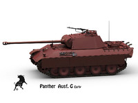 Panther Ausf. G Early