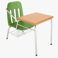 chair table 3d max