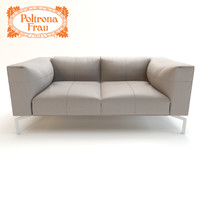 leather sofa poltrona max