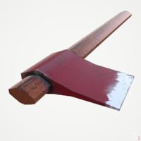 maya handmade axe