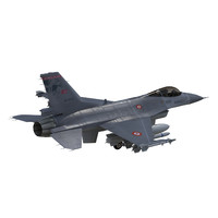 3d f16 falcon fighter