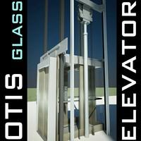 3d model lift