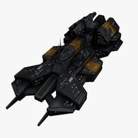 battleship 3d max