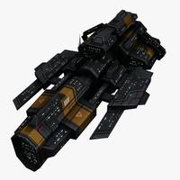 Space Battleship 3