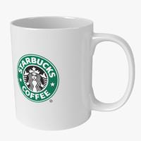 3d cup starbucks