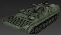 3ds tank panzer