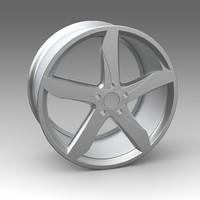 wheel 3d fbx