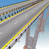 bridge modeled 3d max
