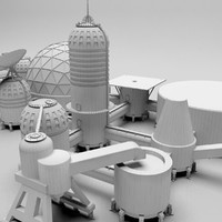 space base 3d ma