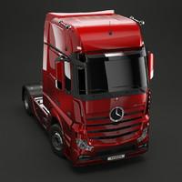 mercedes-benz actros truck max