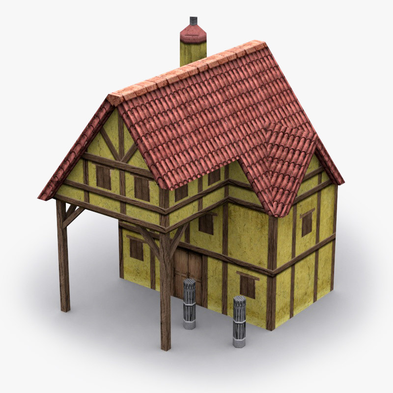 House spearmaker 3d model 3d model house maker